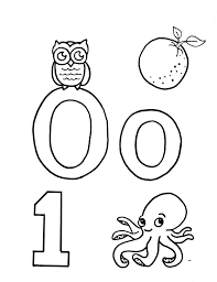 I do not endorse forcing a young child to do an activity if he is not. Alphabet Coloring Pages