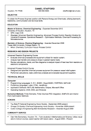 Parsons Energy And Chemical Engineer Resume Sample Http Scannable