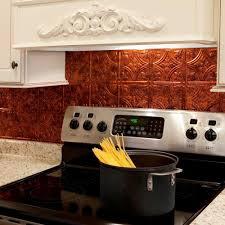 Decorative Kitchen Backsplash Fasade 24 In X 18 Traditional 1 Pvc Decorative Backsplash For