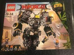 Lego Ninjago Movie Quake Mech - 70632 for sale