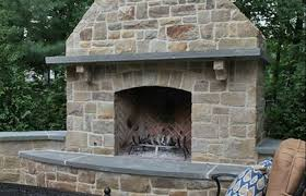 fabulous outside fireplace in outdoor patio ideas rooms with fireplaces top ten