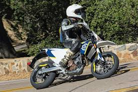 husqvarna 701 supermoto review how to shame sportbikes