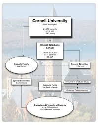 Graduate School Organizational Chart Governance And Structure Graduate School