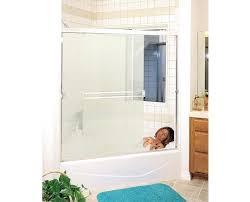 bathtub with door slider 4 1 bathtub glass door installation