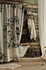 brown and cream shower curtain. bohemian home decor, bathroom, gypsy, floral, cream anthropologie kojani sketch brown and shower curtain