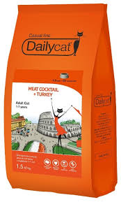 Купить <b>Корм</b> для кошек <b>DailyCat Casual</b> Line Adult Meat Cocktail + ...