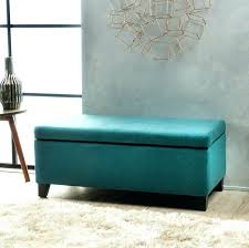 light blue ottoman. Navy Light Blue Ottoman