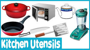 kitchen utensils names. Learn Names And Picture Of Kitchen Utensils For Nursery|Kitchen Vocabulary