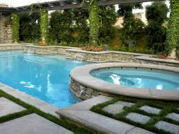 Backyard Pool And Spa Plans