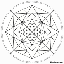 Small Picture Coloring Pages How To Make A Mandala About Yourself Tie Dye In