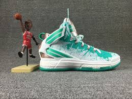 adidas basketball shoes. discount adidas d rose 6 white green mens basketball shoes | 100% high quality guarantee