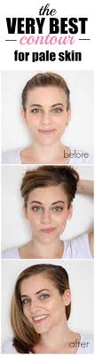 s contouring pale skin what she did 80a15f304edc2ee7d017e39a22fc3ea6 jpg best contouring kit for light and pale