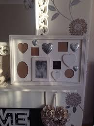 used next large shabby chic multi phot frame in dl15 crook for 3 00 shpock