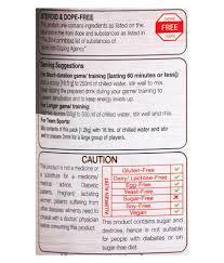brio nutrition reload energy drink for 1 kg