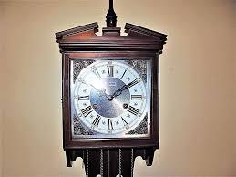 linden wall clock 31 day windup linden wall clock 31 day windup linden wall clock for