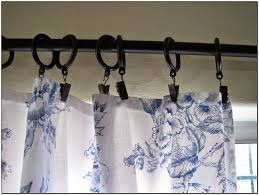 the good the bad and clip on curtain rings
