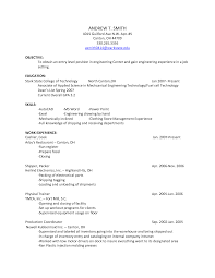 Resume Objective Examples For Retail Great Sample Pics Resume