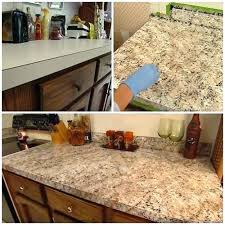 paint to look like granite how any for can you countertops over