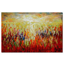 abstract canvas art oil painting large kitchen wall modern decor original artwork contemporary australia