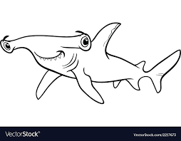 Royalty Free Colouring Sheets Coloring Book Pages For Adults Shark