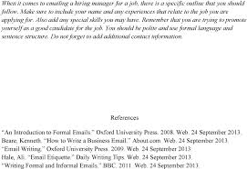 It And Office Writing Formal Informal Emails How To Write A