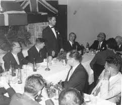meeting circa 1954