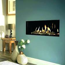 wall mount fireplace heater electric flat infrared heating