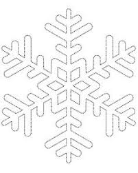 Snow Templates 111 Best Snowflake Template Images
