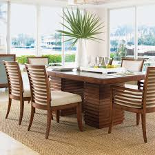 Tommy Bahama Dining Room Set Tommy Bahama Home Ocean Club 7 Piece Dining Set Amp Reviews Wayfair