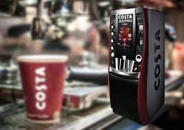 Costa Vending Machines Best Costa Express Sound Design And Audio Hardware Design