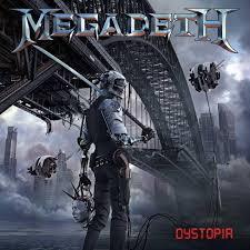 <b>Megadeth</b> - <b>Dystopia</b> (CD) : Target