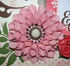 Paper Flower Pattern Mesmerizing 48 How To Make Paper Flower Tutorials So Pretty Tip Junkie