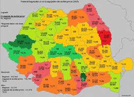 Într-o treime din judeţele României se stă mult şi se munceşte puţin. Harta (ne)muncii în România!, Știri Botoșani, Economie - Stiri.Botosani.Ro