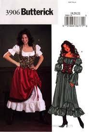 Pirate Costume Pattern Magnificent 48 Best Pirate Costume Patterns Images On Pinterest Costumes