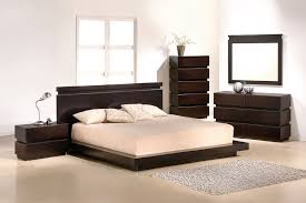 Platform Bed Contemporary Bed Modern Bed New York NY