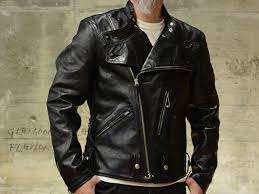 if the east in motor cycle jacket of the pre war ultimate leather togs the ultimate west would be san francisco brand peters