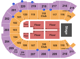 Cirque Du Soleil Redmond Seating Chart Angel Of The Winds Arena Seating Chart Everett