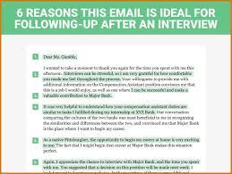 Interview Email Response Modern Bio Resumes