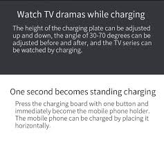Новое складное <b>Беспроводное зарядное устройство</b> Xiaomi ...