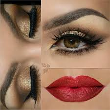 makeup ideas for new year s 2017