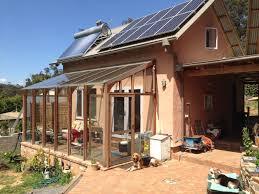 Unthinkable Off Grid Home Design Inhabitat Green Innovation . Passive Solar  House ...