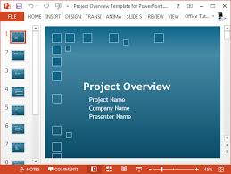 Project Powerpoint Free Project Plan Powerpoint Template