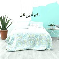 enchanting mint green and gray bedding bed sheets cotton white purple t mint green bedding