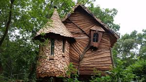 Decorating Tree House Plans Without A Tree Easy To Build Tree House