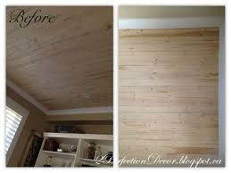 White Washed Wood Ceiling 2perfection Decor Living Room Plank Wood Ceiling
