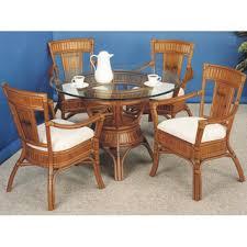 florida rattan dining furniture