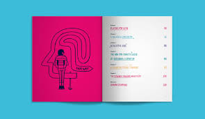 Creative Index Page Design Image Result For Content Page Design Contents Page Design