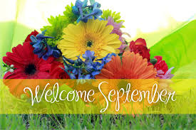 Image result for welcome september images