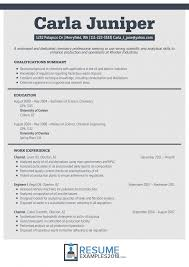 What You Need To Know About 2018 Resume Format New Curriculum