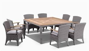 medium size of outdoor dining table for 12 gallery square outdoor dining table ham pottery barn